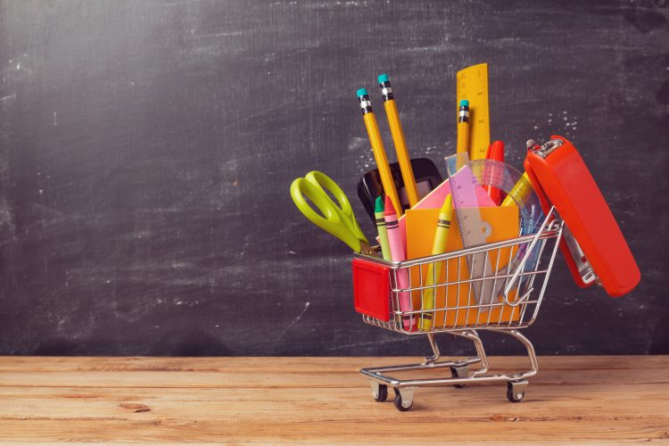 back to school shopping, sales tips
